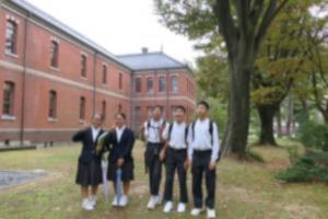 金沢市立額中学校
